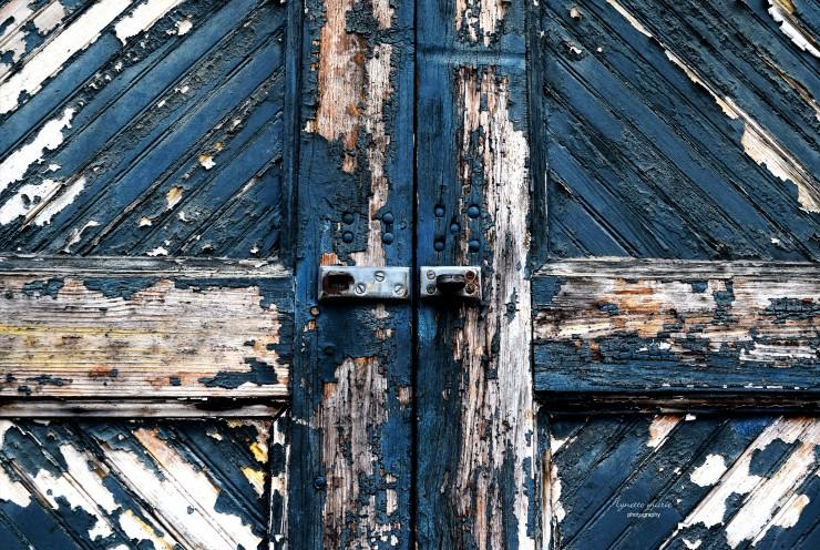 Textured Doors