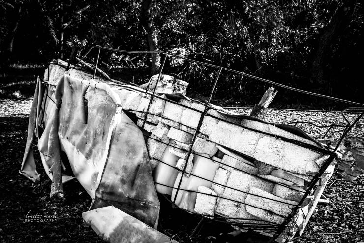 Ponce Inlet Cuban Refugee Boat