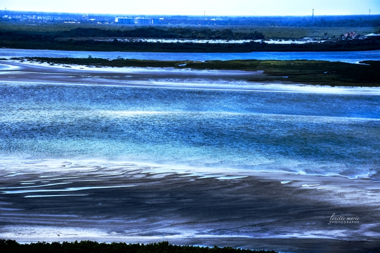 Ponce Inlet Lighthous SW View Out