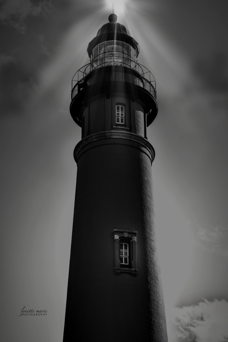 Ponce Inlet Lighthouse BNW