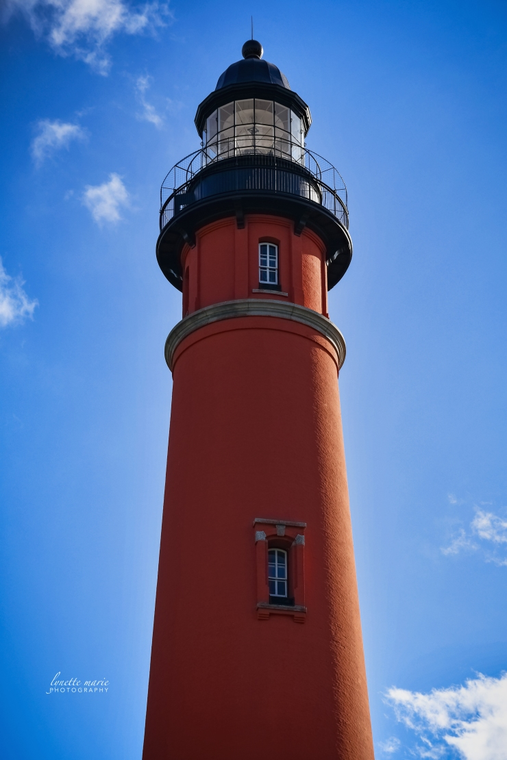 Ponce Inlet Lighthouse in Ponce DeLeon