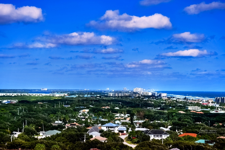 Ponce Inlet Lighthouse NE View